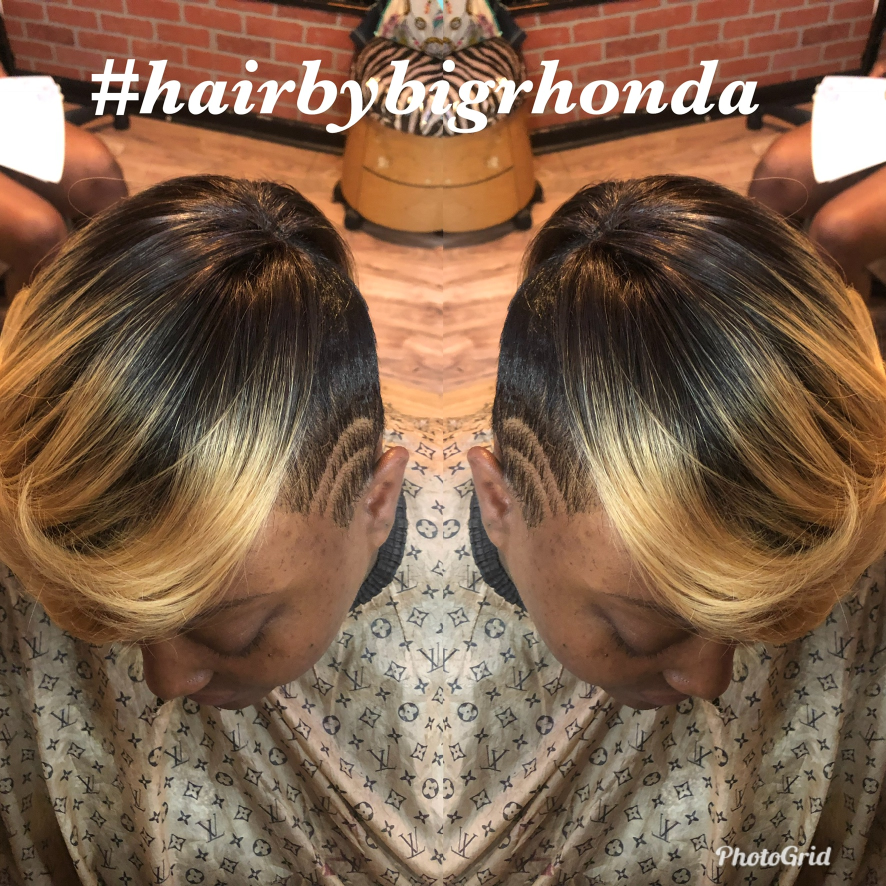 Hair By Big Rhonda in New York, NY // Fash