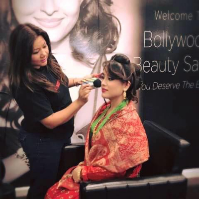 Best Wedding Makeup Artists near you. Bollywood Beauty Salon